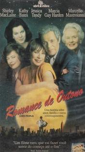 Romance de Outono - Poster / Capa / Cartaz - Oficial 2