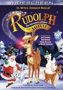 Rudolph - A Rena do Nariz Vermelho - Poster / Capa / Cartaz - Oficial 3