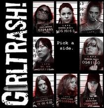 Girltrash! - Poster / Capa / Cartaz - Oficial 1