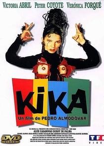 Kika - Poster / Capa / Cartaz - Oficial 7
