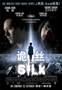Silk - O Primeiro Espírito Capturado - Poster / Capa / Cartaz - Oficial 6