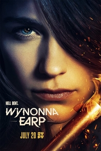 Wynonna Earp (3ª Temporada) - Poster / Capa / Cartaz - Oficial 1