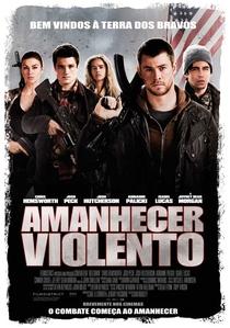 Amanhecer Violento - Poster / Capa / Cartaz - Oficial 2