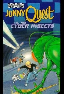 Jonny Quest vs. The Cyber Insects - Poster / Capa / Cartaz - Oficial 1