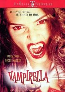 Vampirella  - Poster / Capa / Cartaz - Oficial 2