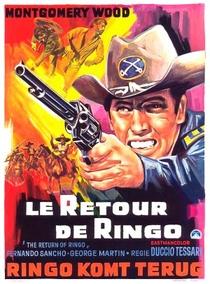 Ringo Não Discute... Mata - Poster / Capa / Cartaz - Oficial 3