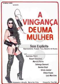 A Vingança de Uma Mulher - Poster / Capa / Cartaz - Oficial 1