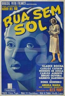 Rua sem Sol - Poster / Capa / Cartaz - Oficial 1