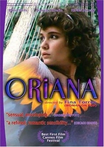 Oriana - Poster / Capa / Cartaz - Oficial 2