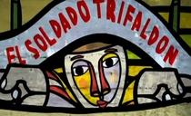 O soldado Trifaldon - Poster / Capa / Cartaz - Oficial 1