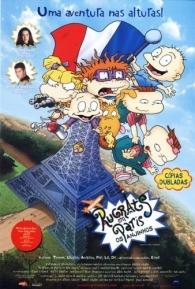 Rugrats em Paris: O Filme - Poster / Capa / Cartaz - Oficial 1