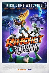 Heróis da Galáxia - Ratchet & Clank - Poster / Capa / Cartaz - Oficial 1