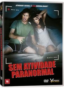 Sem Atividade Paranormal - Poster / Capa / Cartaz - Oficial 2