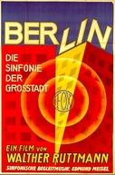 Berlim, Sinfonia da Metrópole