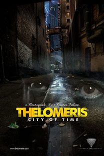 Thelomeris: City of Darkness - Poster / Capa / Cartaz - Oficial 1