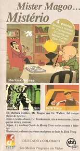 Mr. Magoo... Mistério - Poster / Capa / Cartaz - Oficial 1