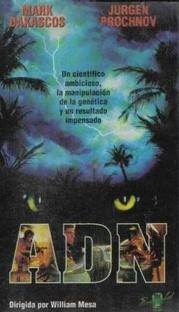 DNA - Caçada ao Predador - Poster / Capa / Cartaz - Oficial 3
