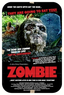 Zombie - A Volta dos Mortos - Poster / Capa / Cartaz - Oficial 12
