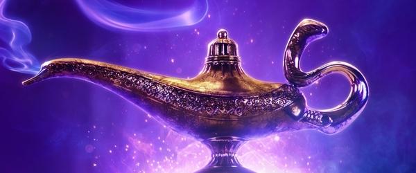 Assista ao PRIMEIRO TEASER de Aladdin