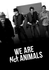 No somos animales - Poster / Capa / Cartaz - Oficial 1