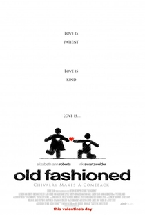 À Moda Antiga - Poster / Capa / Cartaz - Oficial 2