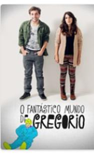 O Fantástico mundo de Gregório - Poster / Capa / Cartaz - Oficial 2