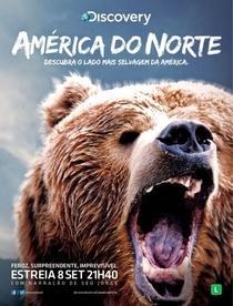 América do Norte - Poster / Capa / Cartaz - Oficial 1
