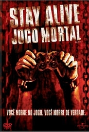 Stay Alive - Jogo Mortal - Poster / Capa / Cartaz - Oficial 2