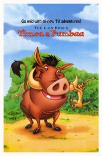 Timão e Pumba - Poster / Capa / Cartaz - Oficial 1