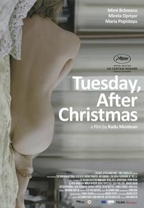 Terça-feira, Depois do Natal - Poster / Capa / Cartaz - Oficial 1