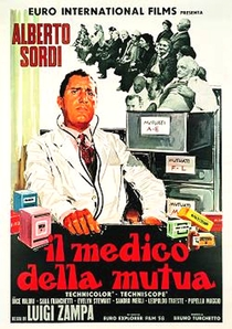 O Médico do Instituto - Poster / Capa / Cartaz - Oficial 1