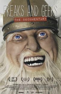 Freaks & Geeks: O Documentário - Poster / Capa / Cartaz - Oficial 2