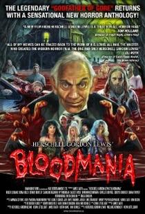 Herschell Gordon Lewis' BloodMania - Poster / Capa / Cartaz - Oficial 1