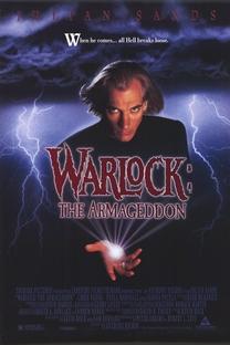 Warlock 2: O Armageddon - Poster / Capa / Cartaz - Oficial 1