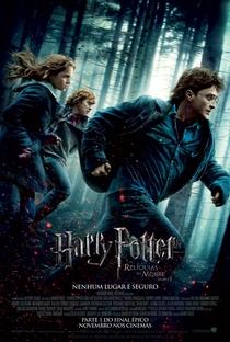 Harry Potter e as Relíquias da Morte - Parte 1 - Poster / Capa / Cartaz - Oficial 2