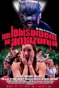 Um Lobisomem na Amazônia - Poster / Capa / Cartaz - Oficial 1