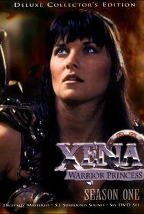 Xena: A Princesa Guerreira (1ª Temporada) - Poster / Capa / Cartaz - Oficial 3