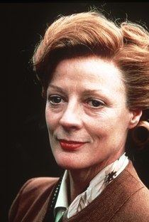 Maggie Smith - Poster / Capa / Cartaz - Oficial 4