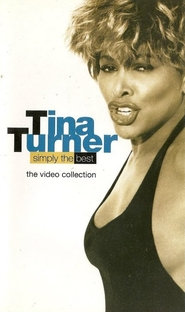 Tina Turner - Simply the Best - Poster / Capa / Cartaz - Oficial 1
