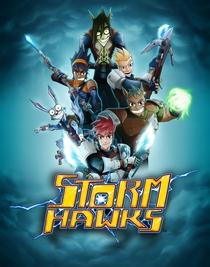 Storm Hawks - Poster / Capa / Cartaz - Oficial 2