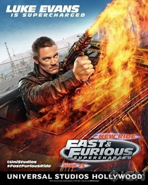 Fast & Furious: Supercharged - Poster / Capa / Cartaz - Oficial 6