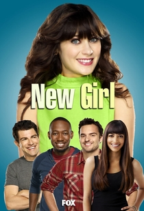 New Girl (1ª Temporada) - Poster / Capa / Cartaz - Oficial 5