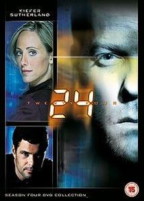 24 Horas (4ª Temporada) - Poster / Capa / Cartaz - Oficial 1
