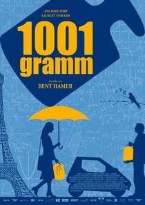 1001 Gramas - Poster / Capa / Cartaz - Oficial 1