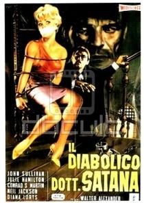 O Terrível Dr. Orloff - Poster / Capa / Cartaz - Oficial 6