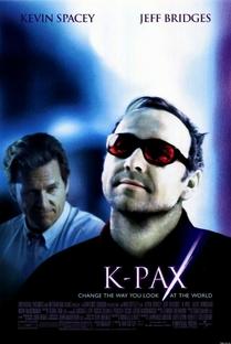 K-Pax - O Caminho da Luz - Poster / Capa / Cartaz - Oficial 1