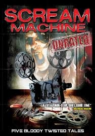 Scream Machine - Poster / Capa / Cartaz - Oficial 1
