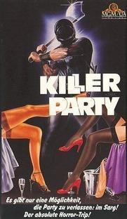 A Noite das Brincadeiras Mortais - Poster / Capa / Cartaz - Oficial 2