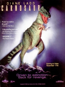 Carnossauro - Poster / Capa / Cartaz - Oficial 4