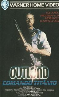 Outland - Comando Titânio - Poster / Capa / Cartaz - Oficial 4